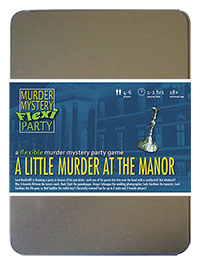 A Little Murder, at the Manor