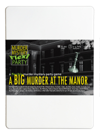 A Big Murder, at the Manor