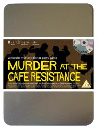 Murder at the Cafe Resistance