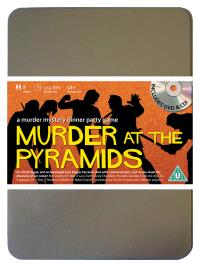Murder at the Pyramids